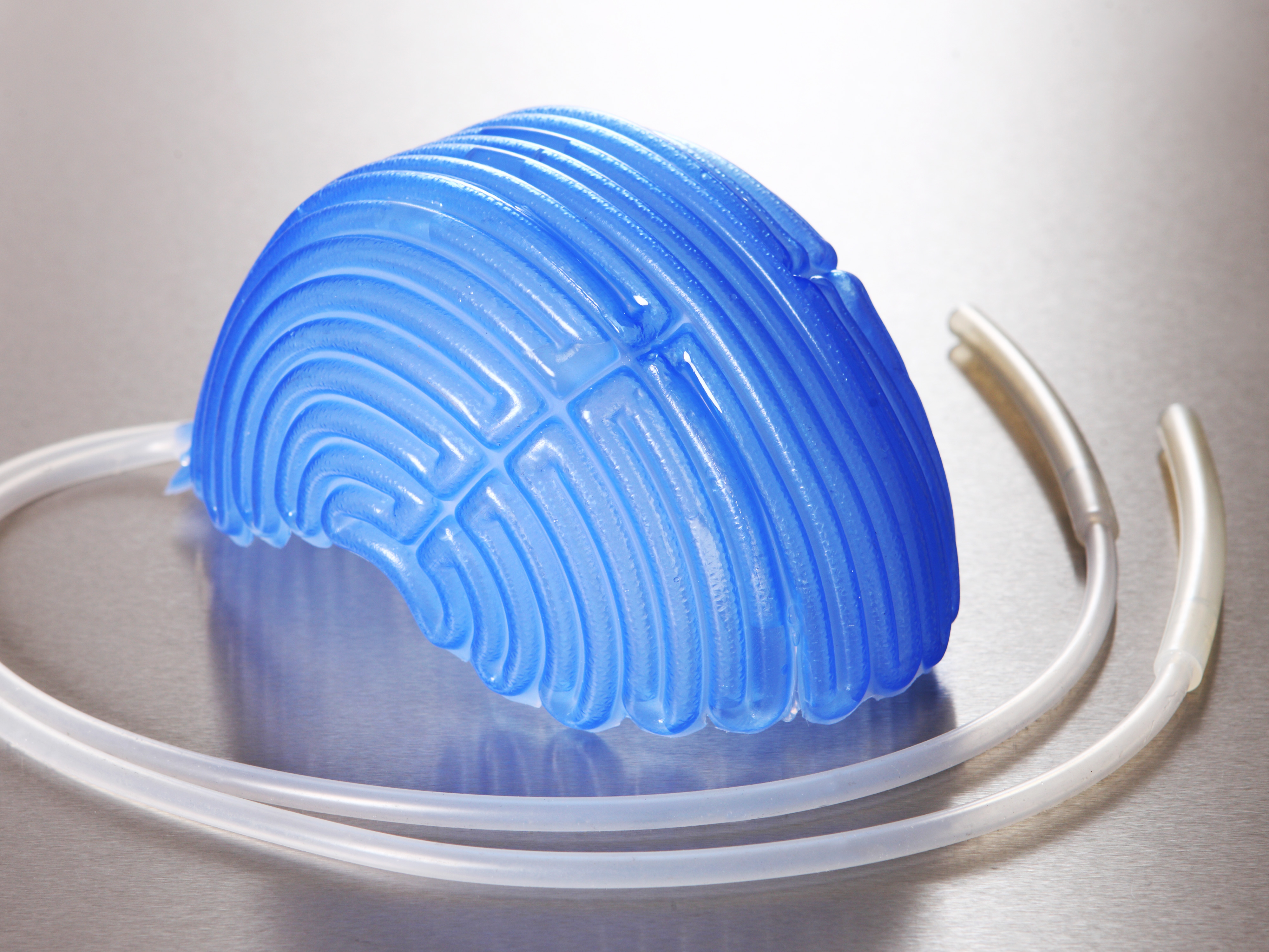 If the cap fits…Primasil innovation helps improve Paxman™ cooling cap