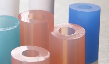 Image of Thick Walled Silicone Tube