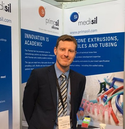 Visit Primasil at Pharmapack 1-2 Feb 2017